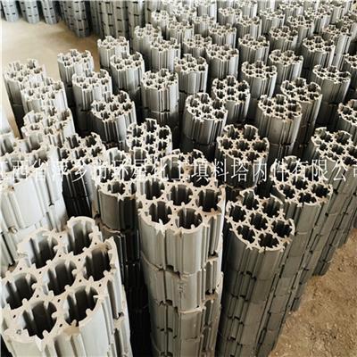 山西300萬噸/年焦化廠用脫硫塔洗萘塔XA-1輕瓷填料 ****萍鄉廠家
