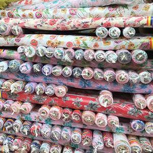 上海回收真丝面料收购**服装