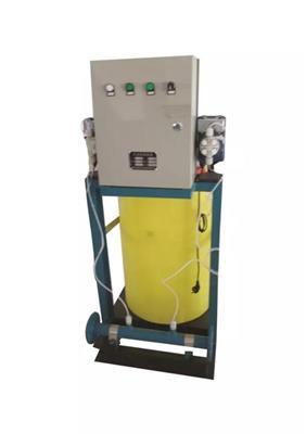 宁夏嘉信通风供应全程自动加药装置