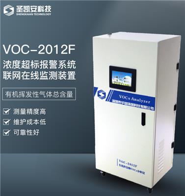 TVOC氣體檢測在線處理方案