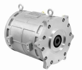 electrical motor RSTM262-J 245V AC 90KW for logistics/AMT electric vehicle 6000RPM