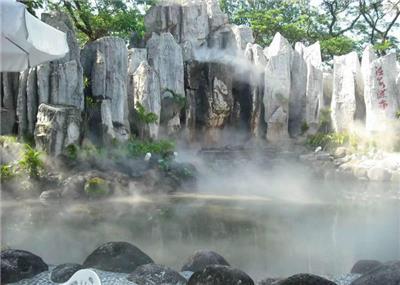 六安人工景觀造霧本地