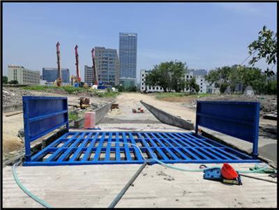 蕪湖建筑工地沖洗設備-泥頭車洗輪機-本地經銷商