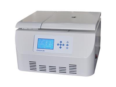 湘立臺式高速冷凍離心機