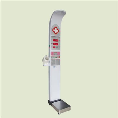 立式身高體重血壓體溫稱 超聲波身高體重血壓脂肪稱