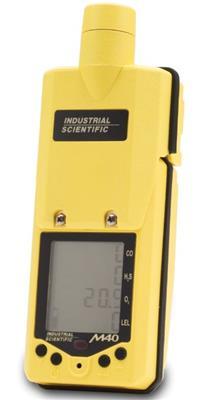 美國英思科四合一檢測儀 泵吸式M40氣體檢測儀
