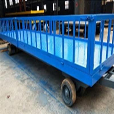 來圖可定制江蘇南京廠區用小型平板拖車3-5噸平板托運車