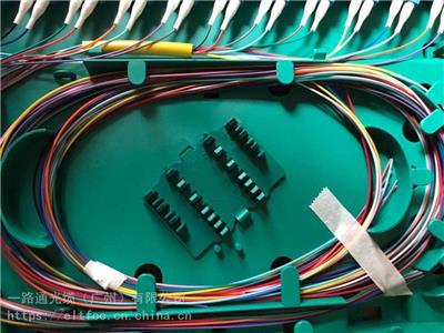 一路通**12芯光纖熔接盤ODF單元箱*