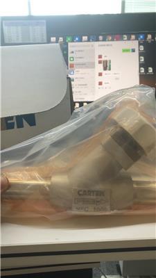 1/2英寸HFC 500美國CARTEN閥門HFC系列*高純波紋管閥