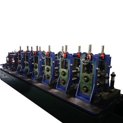精密直縫高頻焊管機TY125