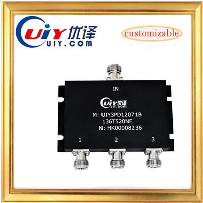 136M-18GHz 一分三功分器 3路功分器  可按要求定制