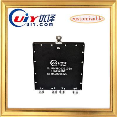 4路功分器 RF功分器 頻率范圍 136M-40GHz