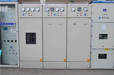 GGD交流低壓配電開關柜