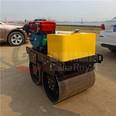 小型座駕式壓路機 雙鋼輪壓路機價格