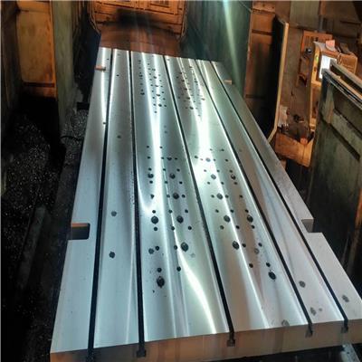 廠家供應 T型槽平板鉗工檢驗測量劃線平臺