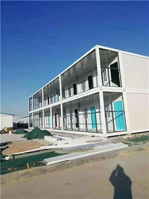 巴彦淖尔彩钢集装箱房租赁