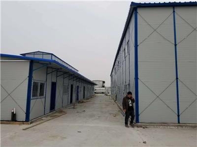 锡林郭勒盟打包彩钢房租赁