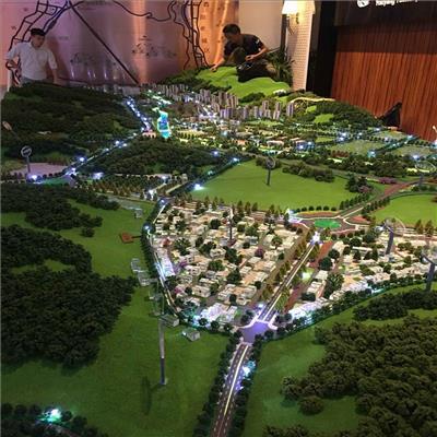 丽江小区模型 社区模型 支持定制