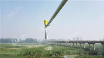 河道河流水庫大壩水文水利智能高頻雷達液位計水位計