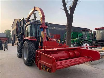 小四輪配套玉米收割機 背負式玉米秸稈青儲收割機 莖稈粉碎還田機 青儲機廠家