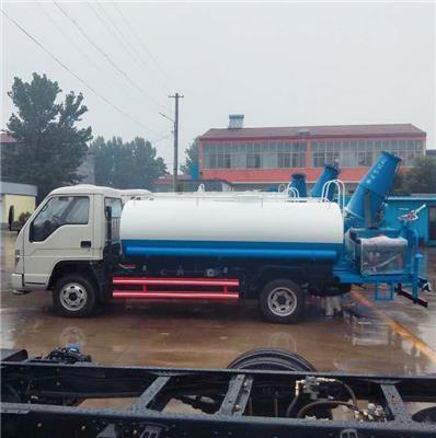廠家**工地工程道路綠化灑水車防疫消毒