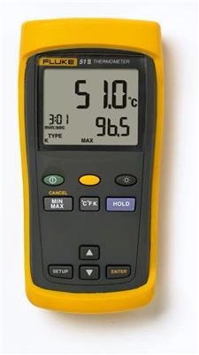 供應徐州FLUKE福祿克測溫儀50-II系列51-2 溫度計