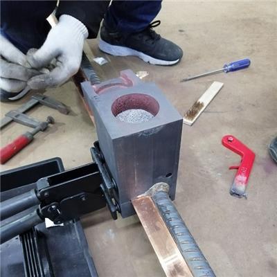 洛克**放熱焊粉 熱熔焊接材料 鋁熱焊廠家**在武漢 十堰 襄陽地區銷售應用