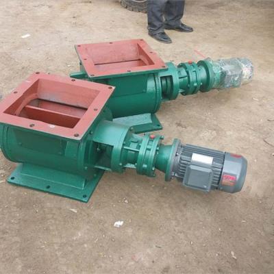 遼寧實體廠家銷售新型卸料器 圓口方口不銹鋼卸料器 輸送物料卸灰閥 型號齊全