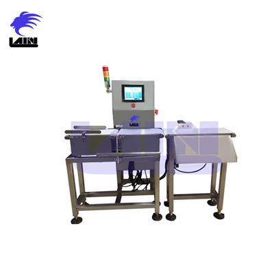 萊恩斯重量選別機LESCW250Z02重量漏檢多裝檢測