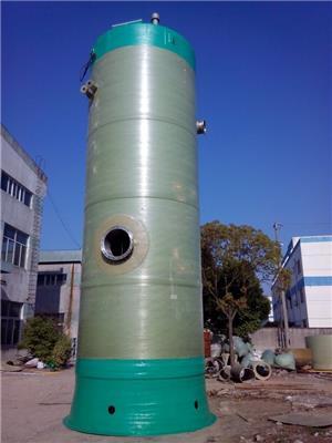 一體化污水泵站適用場合和一體化污水泵站工作原理