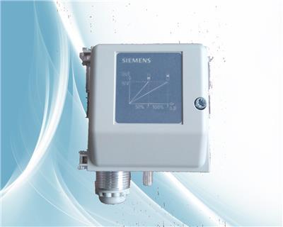 西門子風管壓差傳感器QBM2030-1U