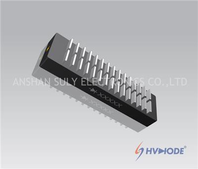 HVDIODE 術立電子供應廠家供 2DLG,2CLG,2CL,2DL,2DGL,高壓高頻整流硅堆