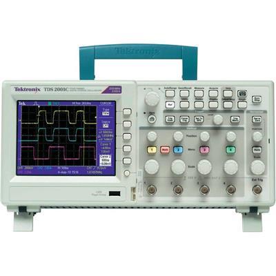 泰克 TDS1002B-SC 便攜式數字示波器