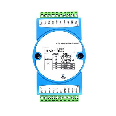 熱電偶溫度信號數據采集、溫度采集模塊
