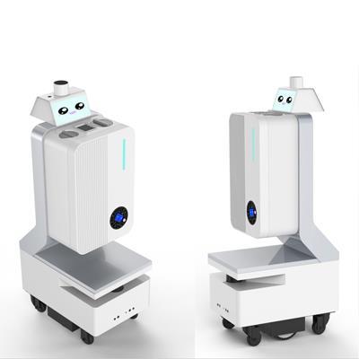 暢千消毒機器人_霧化消毒機器人_智能消毒機器人