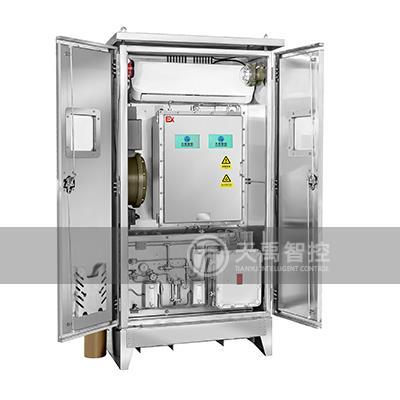 天禹智控防爆激光硫化氫分析儀壁掛式TY-9500EX