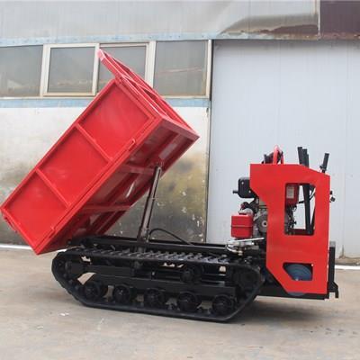 全地形履帶運輸車 拉木頭履帶車 農用履帶爬山車圖片