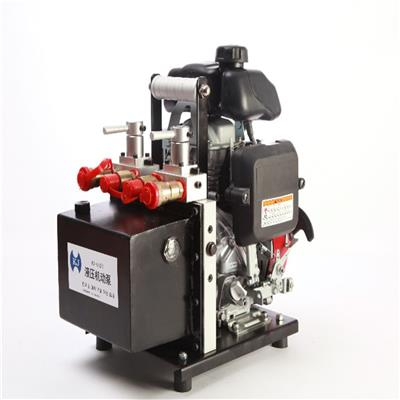 KJI-LK2R型 雙輸出液壓機動泵 **
