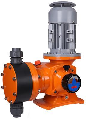 WRS機械隔膜計量泵MB系列 耐腐蝕耐酸堿 污水處理加藥泵 廠家**