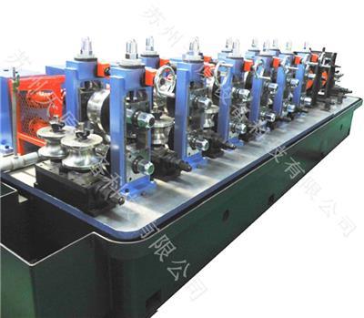 高頻焊管機天原TY60焊管機