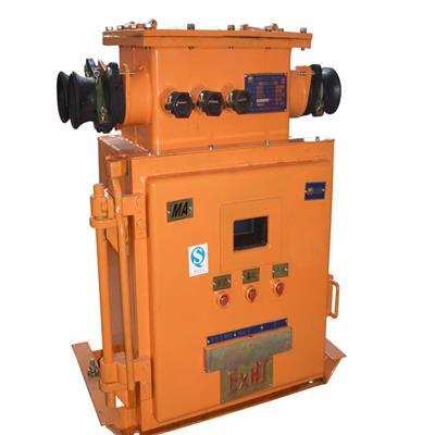QJZ80礦用防爆真空可逆開關 QBZ礦用隔爆電磁起動器
