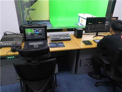 演播室藍箱綠箱建設演播室設計天創華視廠家 虛擬演播室系統廠家