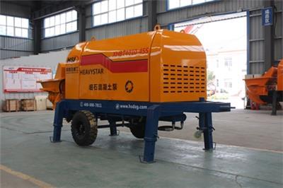 40臥式細石混凝土泵混凝土輸送泵砂漿泵