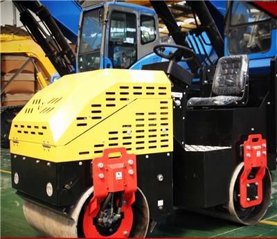 小型壓路機優惠價格 手扶式壓路機供應商**
