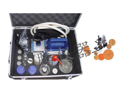 正定便攜式顆粒污染度檢測儀指標分析