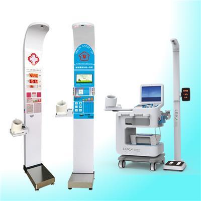 身高體重一體機 全自動體檢身高體重血壓一體機