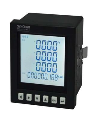 PMAC770N控制箱用多功能諧波電力儀表