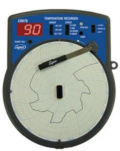 Supco溫度圖表記錄儀