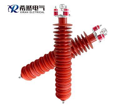 **廠家HY10CX-185-520氧化鋅避雷器懸掛電路型