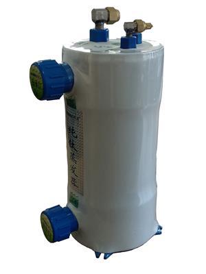 鱼池钛管蒸发器